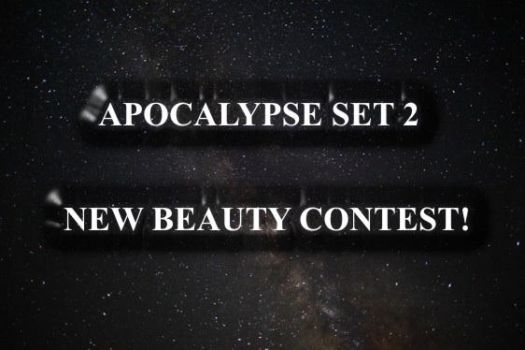 New beauty contest! by ZituKX
