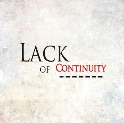 Artwork: Lack of Continuity 1 by AquamanEffect