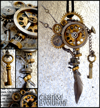 Chained Evolution II by Abscynthe