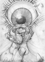 Cyclopean flower by Asthenot