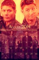SN August - 2014 by angiezinha