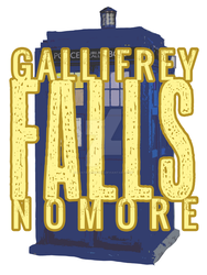 Doctor Who: Gallifrey Falls No More by australian-spy
