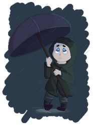 Its Raining by GoalIsCeiling