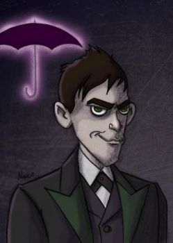 Cobblepot by panblanco37