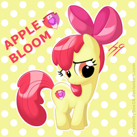 Applebloom by CreativityBox18