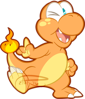 PM charmander by MrsDrPepper