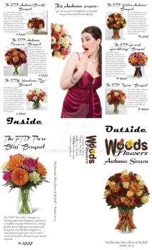 Woods Flowers Brochure by KriticKilled