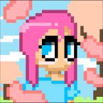 some (bad) pixel art by cotton-puff