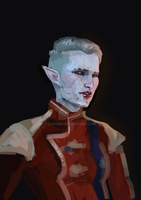my inquisitor by Lynxina