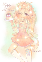 ITS MY BIRTHDAY WOW by chibliss
