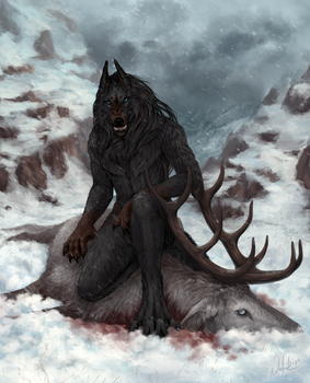 The Hunt by Wolnir