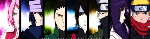 Naruto The Last Movie characters by Devoiax