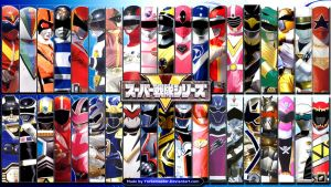 Super Sentai by YorkeMaster