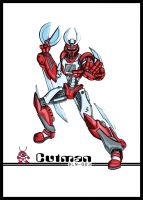 Cutman DLN-003 by kanefinger1939