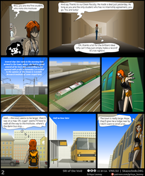 SRI of the Void Page 2 by Lesovic