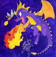Classic Spyro, oh classic Spyro by the-rainbow-ass