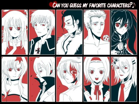 Can You Guess Them? 80percent by CreamyWay