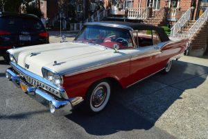 1959 Ford Galaxie Fairlane 500 Convertible III by Brooklyn47