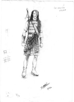 william wallace by corruptedprince