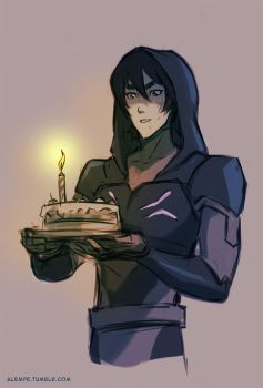 Happy Birthday, Keith! by alempe