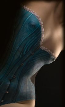A Corset by any other angle... by Battledress