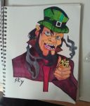 There after me lucky charms by skylarsarts