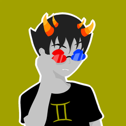 Sollux Captor by Greeny-Nyte