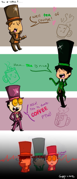 TEA OR COFFEE? by cappy-code