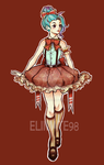 [CLOSED] Auction - Adoptable #1 by Elimate98