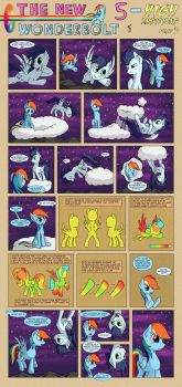 The New Wonderbolt 5 - High Ambitions (Part 2) by Marmorexx