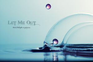 Let me out by Stridsberg