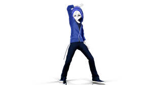 DanceTale Sans wip by blackcey
