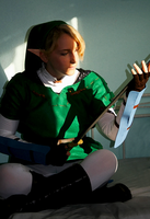 The Legend of Zelda - Link by NiviaCzarni