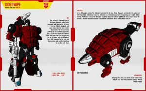 'DINO AGE' SIDESWIPE by F-for-feasant-design