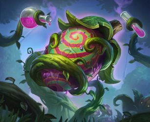 Hearthstone: Juicy Psychmelon by KangJason