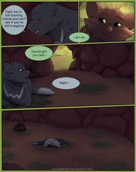 The Recruit- pg 318 by ArualMeow