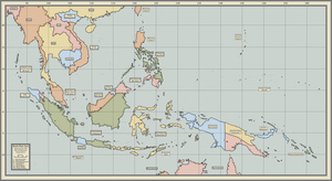 East Asia after Indonesian Independence by dsfisher