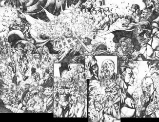 What If: Annihilation Page by MicoSuayan