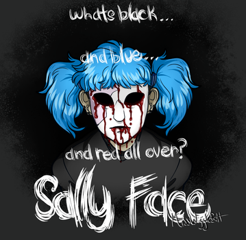 Sally Face- Have you heard this one? by MissWiggleButt