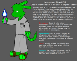 TOME Fancharacter: Chaz by Chaz-GELF