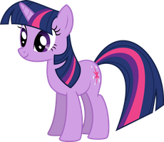Twilight Sparkle vector by Mithrian812