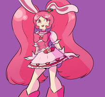 Cure Whip by PixPir