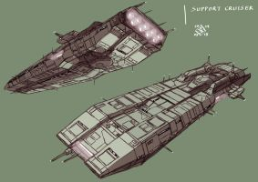 SupportCruiser by 4-X-S