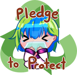[Earth-chan] by Miyaki-chama
