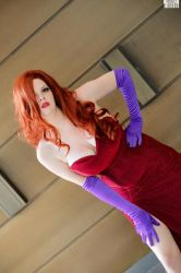 Jessica Rabbit by RikkuHydroxiaCosplay