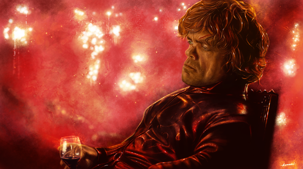 Game of Thrones : Tyrion Lannister by p1xer