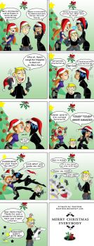 Unstoppable Christmas by Niban-Destikim