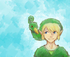 Link's Hat by StrawberryCrescent