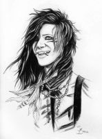 Andy Biersack by deisy-angel