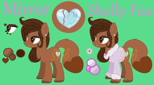 Mirror Shelly Fox ref by SuperRosey16
